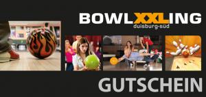 Gutschein-Bowling